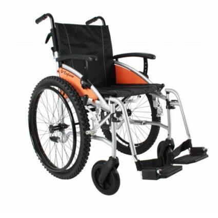 rolstoel excel g-explorer gebruiksklaar