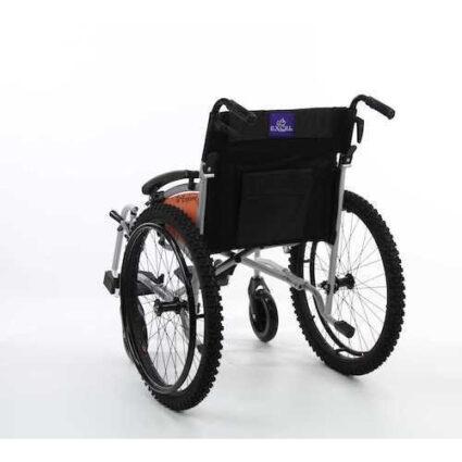 rolstoel excel g-explorer achterkant