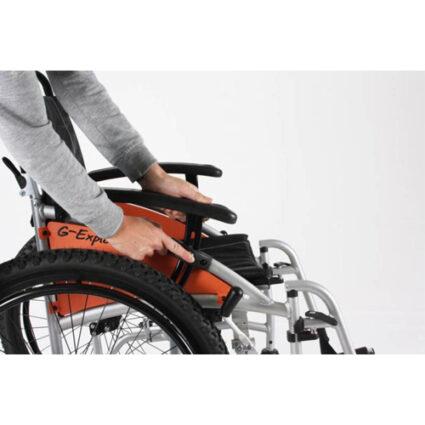 rolstoel excel gexplorer inklappen