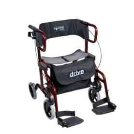 Rollator rolstoel